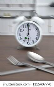 alarm clock goodmorning