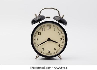 alarm clock, sad clock