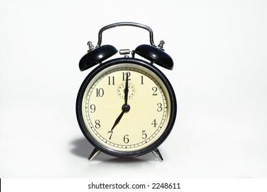 alarm clock Seven Oclock