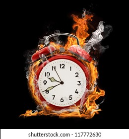 alarm flame