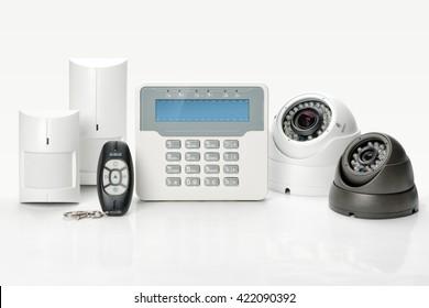 Alarm system, cctv