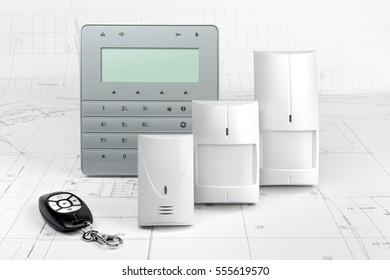 alarm system home