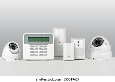 alarm system home