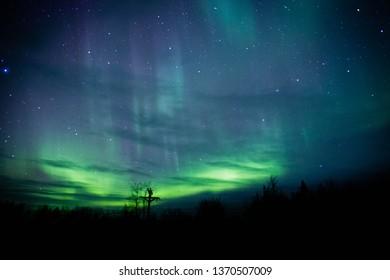 Alaska Aurora borealis