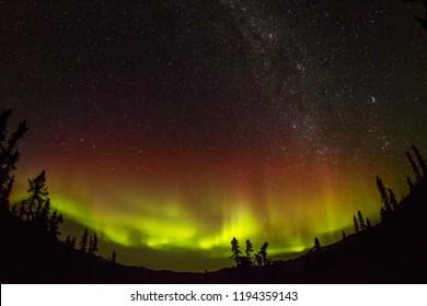 Alaska Fairbanks near Aurora