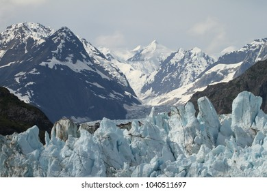 Alaska Glaciers  & Mountains