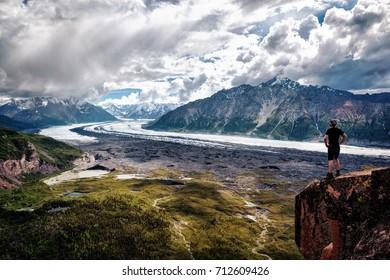 Alaska Matanuska Glacier Park