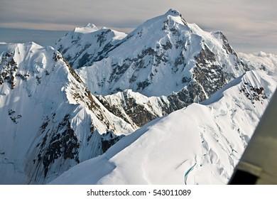 Alaska. Mountains. Beautiful view.