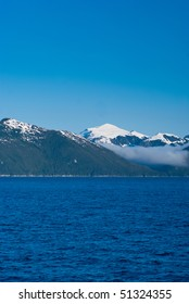 Alaska Snowy Mountains