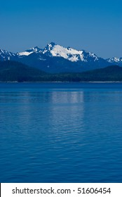 Alaskan Inside Passage Landscape