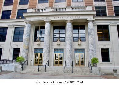 Alaskan State Capitol Building