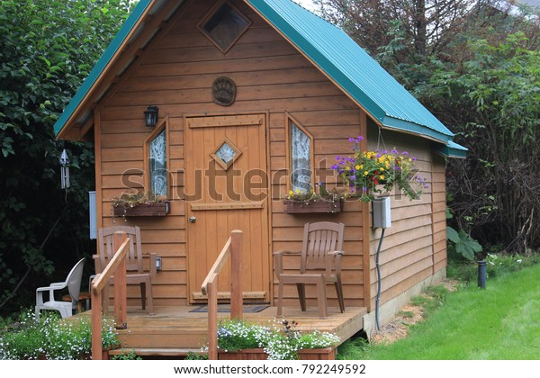 Alaskan tiny house