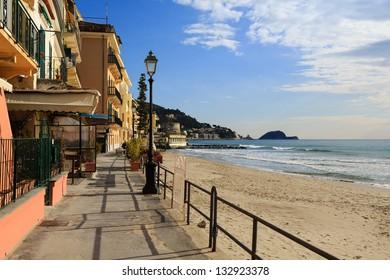 Alassio views - Italy