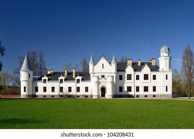Alatskivi castle, Alatskivi parish, Tartu region, Estonia
