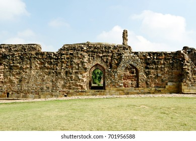 Alauddin Khilji's Tomb. Alauddin Khilji's tomb is located in the Qutb Complex, New Delhi.