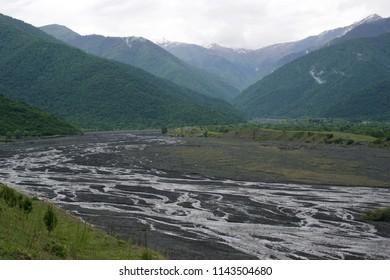 Alazani Valley, Georgia