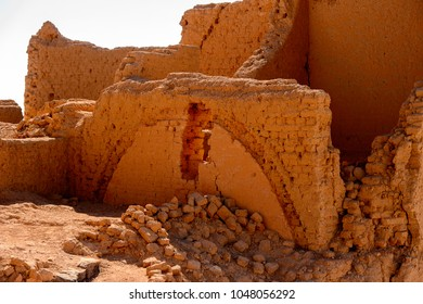 Al-Bagawat, an ancient Christian cemetery, one of the oldest in the world, Kharga Oasis, Egypt
