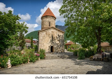 Albanian church in Kish, Azerbaijan