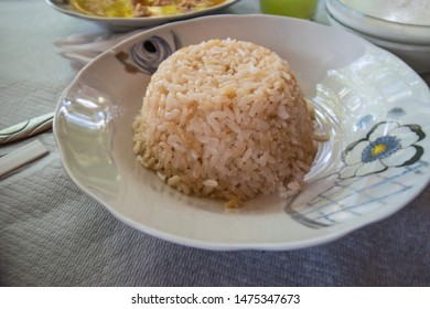 Albanian traditional pilaf rice dish.