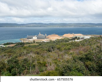 Albany Port from above, Western Australia