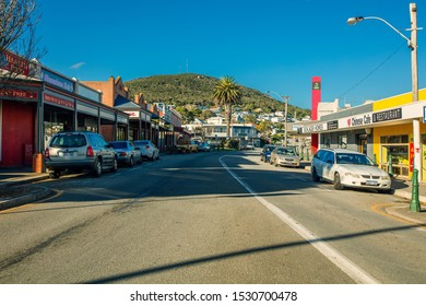 Albany, WESTERN AUSTRALIA - MARCH 28 2017: The Albany town. Albany is a town in the South West region of Western Australia