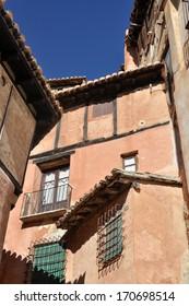 Albarracin, town in Teruel (Spain)
