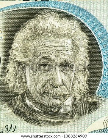 Albert Einstein 18791955 on