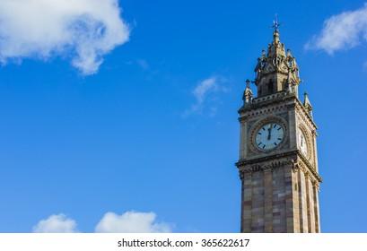 Albert Memorial Clock I