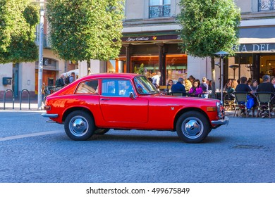 Vintage Honda Images, Stock Photos & Vectors | Shutterstock