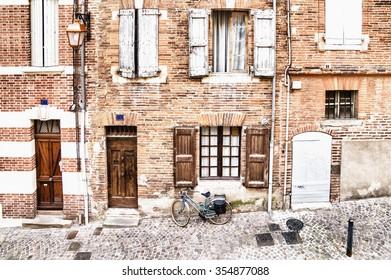 Albi in France