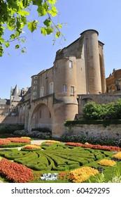 Albi Gardens Palais de la Berbie and Toulouse-Lautrec museum