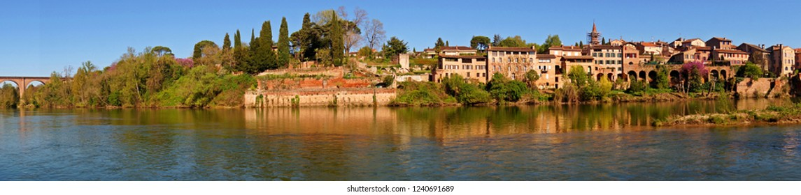 albi town in france