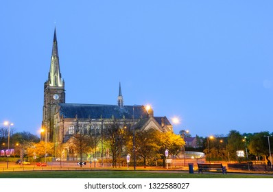 Albion church , the second largest congregational church  in Ashton under lyne, Greater Manchester England.