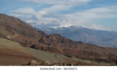 Alborz Mountains , North of Iran , October