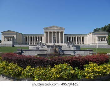 Albright Knox Art Gallery, Buffalo, New York
