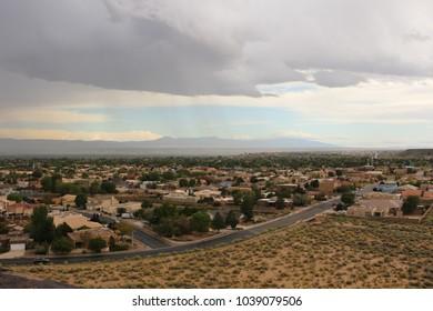 Albuquerque, New Mexico, skyline