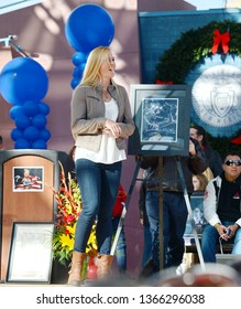 Albuquerque,NM Dec. 6, 2015, Holly Holm Day, Thousands packed Civic Plaza after a parade Sunday honoring UFC Bantamweight Champion Holly Holm