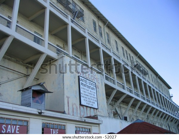 Alcatraz Barracks