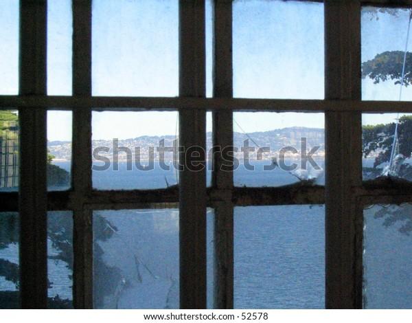 Alcatraz Cafeteria View