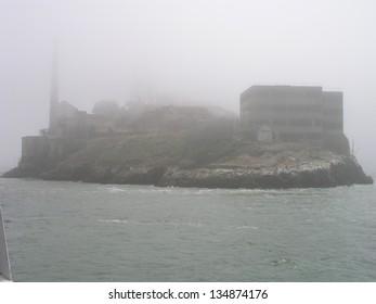 Alcatraz island,San Francisco, CA, USA