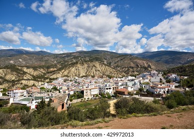 Alcolea, Small village in the Alpujarra, Almeria
