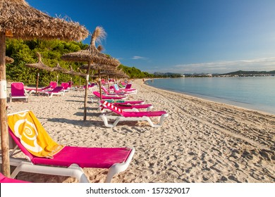 Alcudia Beach, Mallorca, Balearic Islands, Spain