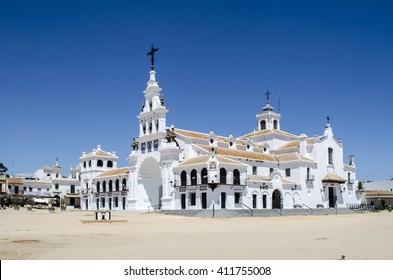 Aldea del Rocio, Huelva, Spain