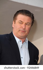 Alec Baldwin at Alec Baldwin's Star on the Hollywood Walk of Fame Ceremony, Hollywood, CA. 02-14-11