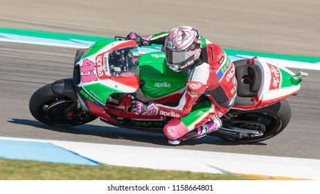Aleix Espargaro during MotoGP Motul TT Assen race in TT Circuit Assen (Assen - Netherlands) on June 30 2018