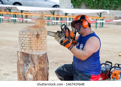 Chainsaw Art Images, Stock Photos & Vectors | Shutterstock
