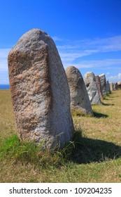 Ales stenar, Sweden.