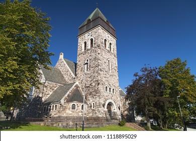 Alesund Church, More og Romsdal, Norway.