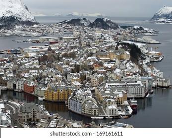 Alesund in Norway