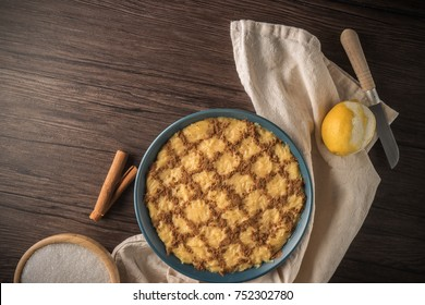 Aletria is a classic Portuguese vermicelli pudding and this is a traditionally served at Christmas time. This is one of the favourites pudding from Portugal.